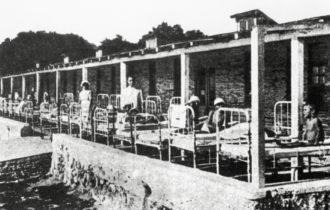 Το Ασκληπιείο Βούλας το 1921